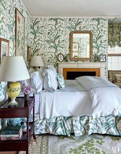 Tory Burch's Southampton Home -Cool Chic Style Fashion