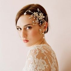 soo Im obsessed with headpieces/headbands in general...and I just LOVE wedding ones because they are usually so feminine and delicate. If there were other opportunities to wear something to fancy..trust me I would jump on it!  http://www.pinterestbest.net/Red-Lobster-Gift-Card