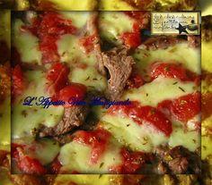 Scaloppine Tonno e Pizzaiola al forno Veloci...