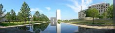OKC National Memorial - Honors victims, survivors, rescuers, and all who were affected by the Oklahoma City bombing on April 19, 1995.