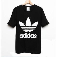 the best attitude 7d162 43f4c Sophisticated Mens Jeremy Scott Adidas JS Linear Tee Shirt Black For £29.15 Jeremy  Scott Adidas
