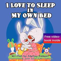 childrens books i love to sleep in my own bed childrens books ages 4 free children bookstoddler - Free Toddler Books
