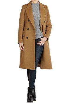 Hipsteration Womens Double Breasted Long PeaCoat Beige, M Hipsteration http://www.amazon.com/dp/B01AS61EO6/ref=cm_sw_r_pi_dp_l4eOwb0Z1HPQP