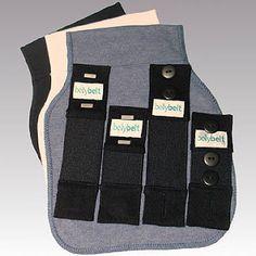 sweet aimees knit pickin: diy maternity belly belt (tutorial)
