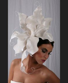 GUIBERT Millinery, Bridal Head-Dresses