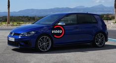 Facelifted VW Golf R Hits The Track During In-Depth Review