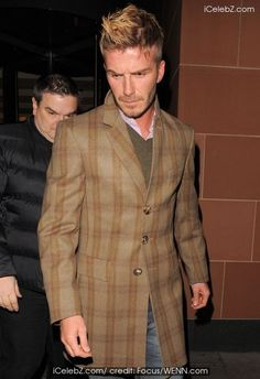 herringbone cap david beckham - Google Search Tweed Jacket d53553096af1