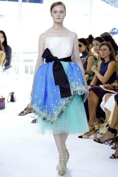 Delpozo Spring 2016 Ready-to-Wear Fashion Show - Nastya Summer