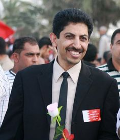 """The Bahrain Youth Society for Human Rights (BYSHR) expresses its deep concern regarding the disappearance of a prominent activist Mr. Abdulhadi Al-Khawaja, who on hunger strike since February 9, 2012."" -- Guess: He died and the government is trying to cover it up? Inhumane bastards."