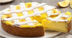 Tarte légère et savoureuse, la tarte au citrongrand-mamanest une tarte sucrée garnie de crème à base de citron, mélange d'œufs, de sucre, de jus deLire la suite