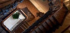 Luxury Boutique Hotels & Restaurants, Liverpool City Centre | 62 Castle Street Restaurants, Centre Island, Liverpool City, Hotel Restaurant, Boutique Hotels, Castle, Stairs, Street, Luxury