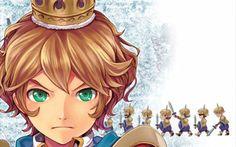 Konami confirma la fecha de salida de New Little King's Story en América | Atomix