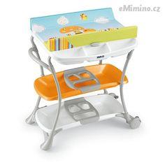 Přebalovací pult CAM Nuvola 2015 Cam - bazar, prodej - eMimino.cz Best Bath, Baby Strollers, Chair, Children, Fun, Furniture, Design, Home Decor, Store