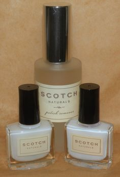 #Scotch #Naturals Base, Top Coat, & #Remover #Combo Pack #ValentinesDay #gifts #local #MadeinUSA #vegan #nail #polish