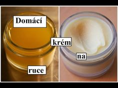 DIY Výživný krém na ruce a nohy - YouTube Natural Make Up, Tea Roses, Organic Beauty, The Balm, Lotion, Herbalism, Beauty Hacks, Cosmetics, Homemade