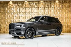 Rolls-Royce Cullinan by Mansory - Luxury Pulse Cars - Germany - For sale on LuxuryPulse. Rolls Royce Cullinan, Bentley Flying Spur, Hamburg Germany, Luxury Suv, High Quality Images, Colorful Interiors, Cars For Sale, Super Cars, Trucks
