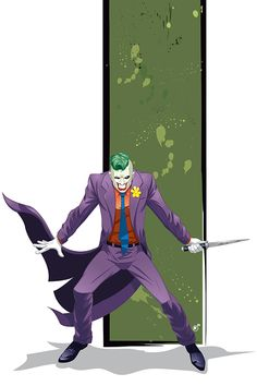 The Joker by Kevin Myers