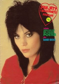 "( ☞ 2016 ★ CELEBRITY MUSIC ★ JOAN JETT "" Rock ♫ hard rock ♫ punk rock ♫ "" ) ★ ♪♫♪♪ Joan Marie Larkin - Monday, September 22, 1958 - 5' 5½"" - Philadelphia, Pennsylvania, USA."