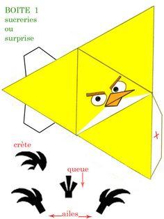 Angry Birds jaune