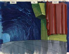 James Eatock Presents: The He-Man and She-Ra Blog!: Background art
