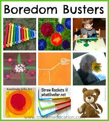 How to conquer your boredom the productive and creative ways...