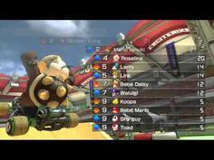 Mario Kart 8   Copa Huevo 150cc