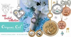 Origami Owl has a beautiful new Bridal Collection! Got questions? owlisallyouneed@gmail.com