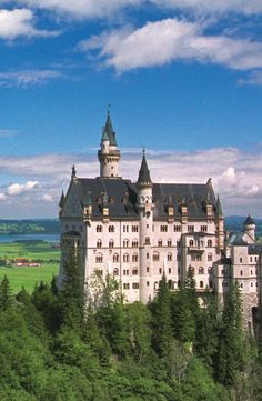 """Bring your kids and join us at the castle that inspired Disney! We visit Neuschwanstein on Day 7 of the """"Family Europe: Amsterdam to Rome"""" tour."""