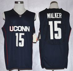 Black-Top-Quality-15-Kemba-Walker-Uconn-Huskies-NCAA-College-Basketball-Jerseys-2015-New-Style-Stitched-Jersey