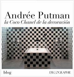 Andrée Putman, la Coco Chanel de la decoración
