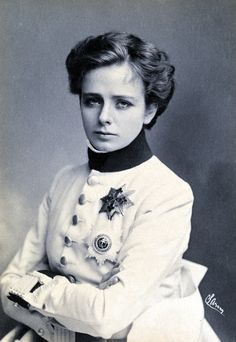 Maude Adams (1872–1953) was an American actress who achieved her greatest success as the character Peter Pan, first playing the role in the 1905 Broadway production of Peter Pan; or, The Boy Who Wouldn't Grow Up. Adams's personality appealed to a large audience and helped her become the most successful and highest-paid performer of her day, with a yearly income of more than one million dollars during her peak.