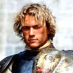 Heath Ledger.  You are sorely missed.   --     :(