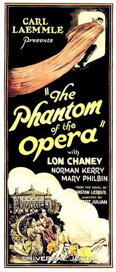 Phantom of the Opera - 1925