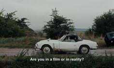 we're in films on weekends