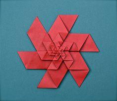 origami hexagon - Αναζήτηση Google