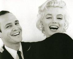 Marlon Brando And Marilyn Monroe | Marilyn+Monroe+Marlon+Brando++Monroe.jpg