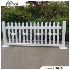 Removable Vinyl Fence unique design hot sales removable pvc portable fence - buy vinyl