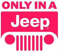I love my Jeep!  i'll never drive another...