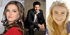 'The Vampire Academy' film casts lead characters Rose, Lissa, and Dimitri