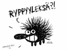 Funny Texts, Finland, Minions, Hedgehog, Thoughts, Comics, Words, Quotes, Pictures