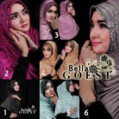 Bella Ori Goest   SMS/WA: +62-812-80-700-200   BBM : 2b137810   www.JilbabOnlineDepok.com   IG: JilbabOnlineDepok   FP: JilbabOnlineDepok   Order/pertanyaan langsung ke sms/wa/bbm ya.   #jilbab #hijab #grosirjilbab #supplierjilbab #tanganpertama #produsenjilbab #konveksijilbab #jilbabmurah #hijabmurah