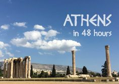 athens//A journey into the birthplace of western civilization means immersing yourself in almost 6,000 years of history. Athens' resiliency is evident, a city that has been occupied, destroyed, rebuilt and reinvented over again. You can unearth a plethora of ancient wonders by spending just two days with this time-honored city.