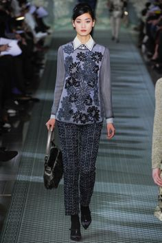 Tory Burch Fall 2012 Ready-to-Wear Collection Slideshow on Style.com