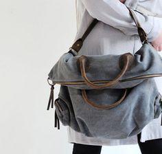 Leather Notebook Shoulder bag