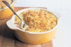 Macaroni cheese with bacon lardons – Recipes – Bite