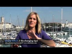 My top 3 life-changing tips to live a successful life: happy and fulfilled - Lilou Mace - YouTube