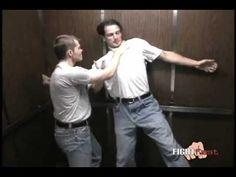 Extreme Close Quarters: Elevator Self Defense Technique Didn't listen to it