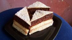 Kokosová mňamka - recept Vanilla Cake, Tiramisu, Cheesecake, Ethnic Recipes, Desserts, Tailgate Desserts, Deserts, Cheese Cakes, Postres