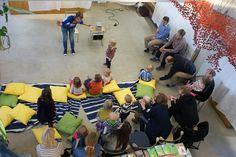 Niina Bellin lastenkonsertti Etelä-Haagan kirjastossa