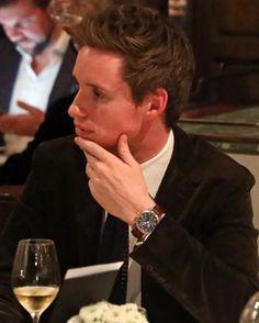 globemaster watch at the @omega dinner in London – photo by David M. Benett